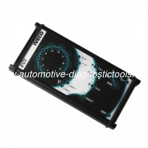 IVECO ELTRAC EASY  Heavy Duty Diagnostic Tool With Software V13.1